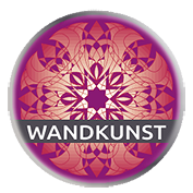 Button Wandkunst